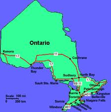 Map Of Canada Grade 9 Geography.Grade 9 Geography Of Canada