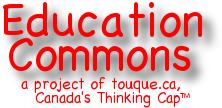 Education Commons logo